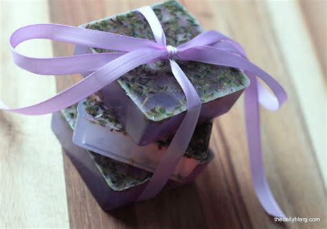 Lavender Mint Soap-homemade By Martha H