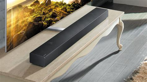 The best soundbar for music: Best soundbars for TV, movies and music in 2018 | TechRadar