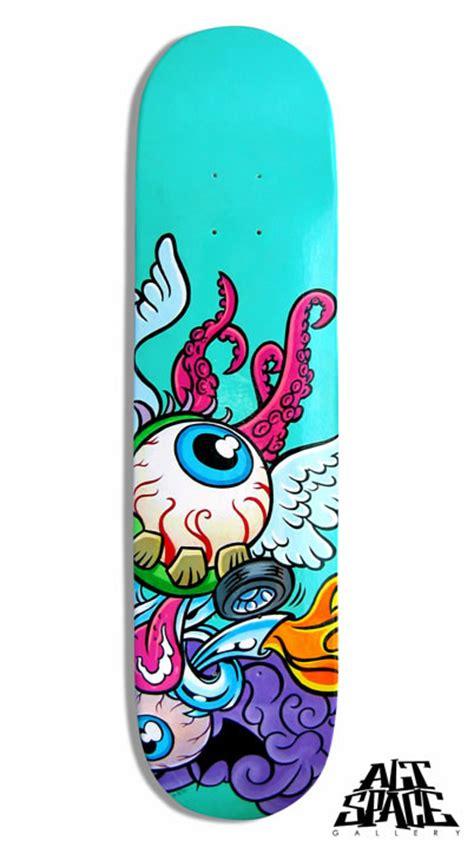 Slick Skateboard Decks