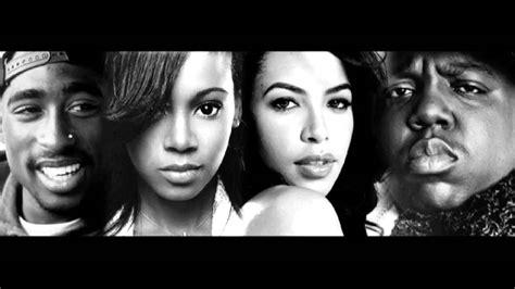 Biggie, 2pac, Left Eye & Aaliyah