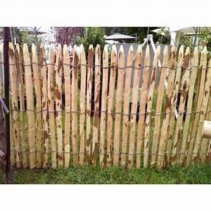 Piquet Bois Pas Cher : cloture ganivelle en cart de 2 et 4 cm ~ Dailycaller-alerts.com Idées de Décoration