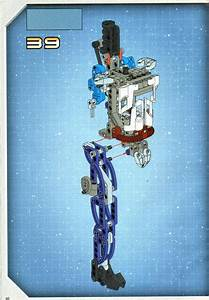 Lego 8011 Jango Fett Instructions  Star Wars Episode 1