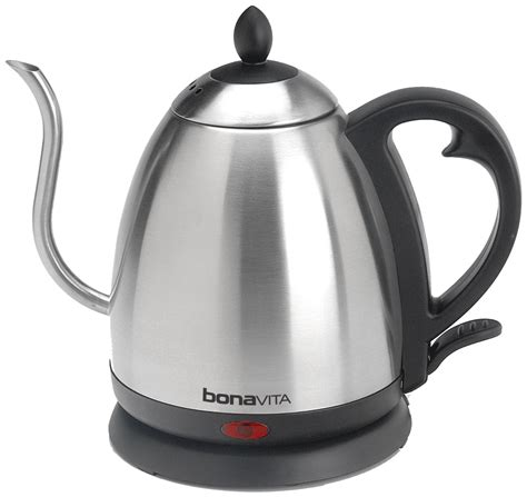 kettle electric bonavita 0l amazon tea coffee check