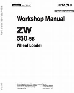 Hitachi Zw550