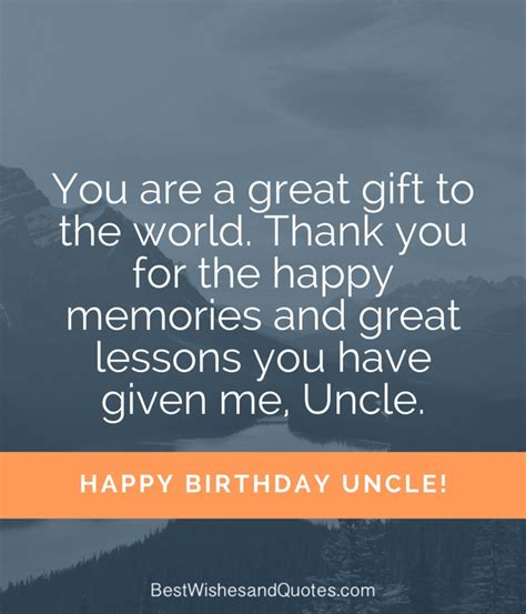 happy birthday uncle  quotes    uncle