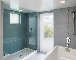 receveur salle de bain dootdadoocom idees de With porte de douche coulissante avec sonorisation salle de bain legrand