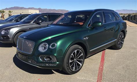 Bentley considers higher 2017 output of Bentayga SUV
