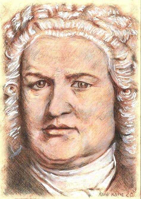 Free Sheet Music Bach Johann Sebastian I Movimento