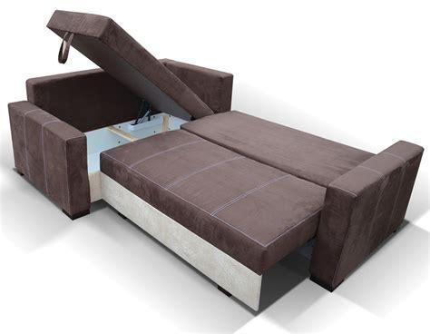 canape coffre rangement canapé d 39 angle convertible avec coffre de rangement