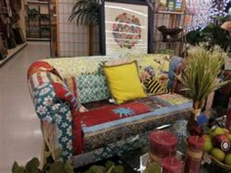 hobby lobby patchwork sofa sewing room and