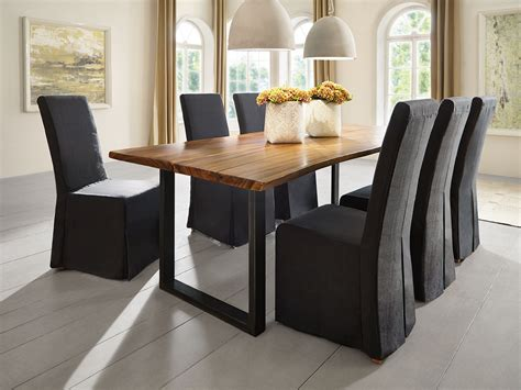 housse de chaise tissu housse de chaise montreal tissu polyester gris anthracite
