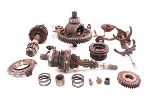 020 Transmission Internal Gears Differential Forks ACN VW ...