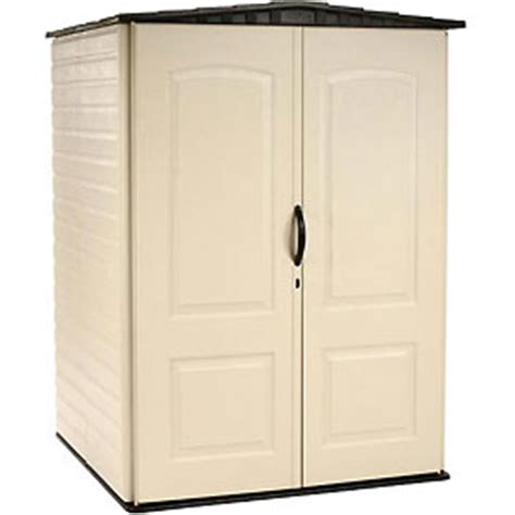 Rubbermaid Medium Vertical Storage Shed by Buildings Storage Sheds Sheds Plastic Rubbermaid