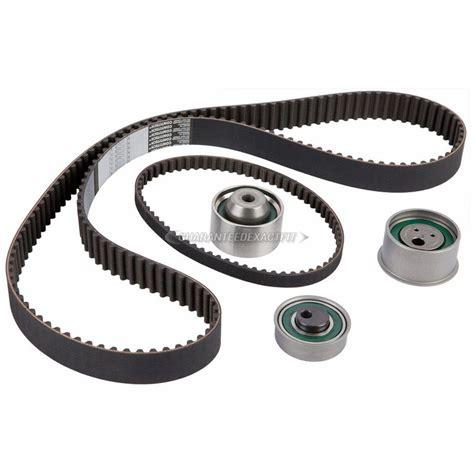 2003 Mitsubishi Eclipse Timing Belt by Mitsubishi Eclipse Timing Belt Kit Parts From Car Parts