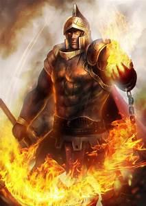 Flame God Slayer ; 炎神スレイヤー