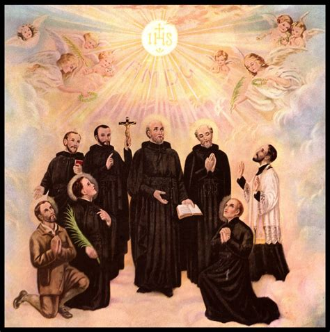 catholic facts page 20 of 36 learning the catholic 827 | St IsaacJogues JohnDeBrebeuf companions