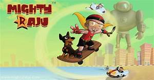 Green Gold Animation Presents Mighty Raju Official Website