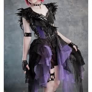 real black roses rq bl feathery dress online otherworld