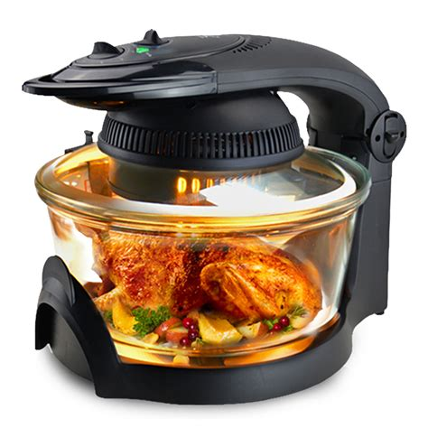 fryer air grill oven haier glass bowl cooking fry clean code bake deep easy celsius roast defrost sign