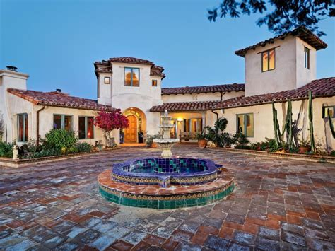 Gated Mexican Hacienda with Ocean Mountain     VRBO