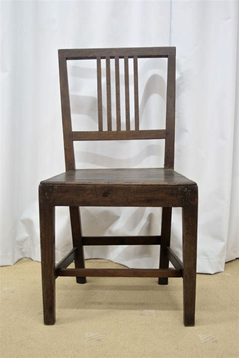 Dining Chairs For Sale by Jointed Oak Dining Chair For Sale Antiques Classifieds