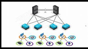 Tutorial 7  Campus Network Diagram With Background Effect