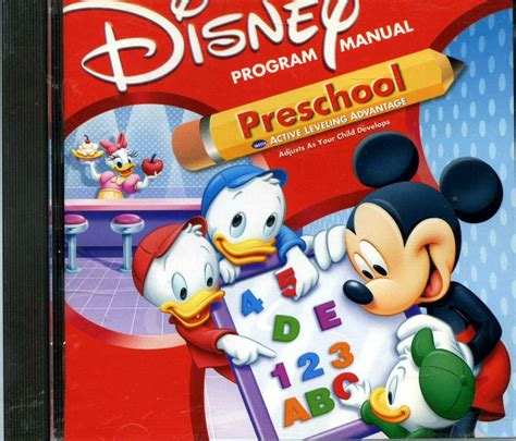 disney s mickey mouse preschool pc pc 992 | 532c4893b0b2409868ce7345ee46793e