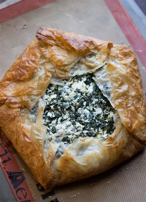 contemporary cuisine recipes spanakopita and easy recipe bacon spinach and