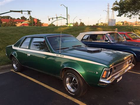 File Amc Hornet Sc  Compact Muscle  Ee  Car Ee   In Green At