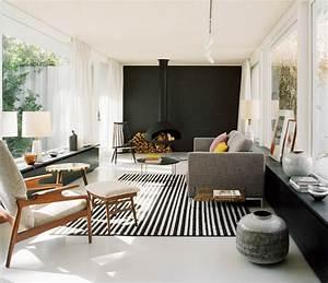 Quel Mur Peindre : 1001 astuces quel mur peindre en fonc pour agrandir une ~ Melissatoandfro.com Idées de Décoration