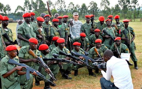 Ugandan military police train for future AMISOM mission ...
