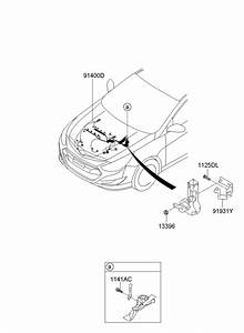 914004r011 - Hyundai Wiring Assembly