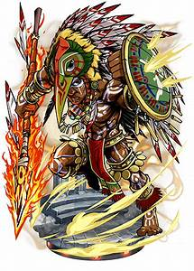 Huitzilopochtli, God of War II | Blood Brothers Wiki ...
