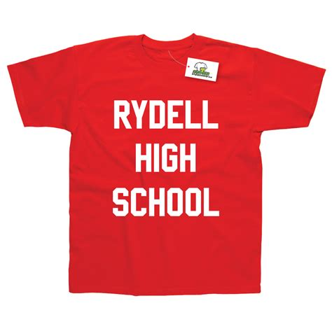 Grease Inspired Rydell High School T-Shirt