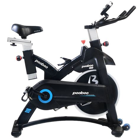 L Now Indoor Cycling Bike Trainer Belt Drive And Sturdy ...