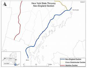 Doing Business - Inventory Of Thruway Authority Real Property