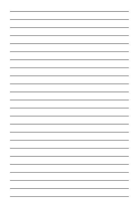 Blank Lined Journal Pages No Bleed Design Bundle KDP   Etsy
