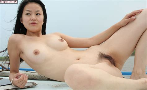 Hot Chinese Girls Pics Nude Art By Model Yang Fang