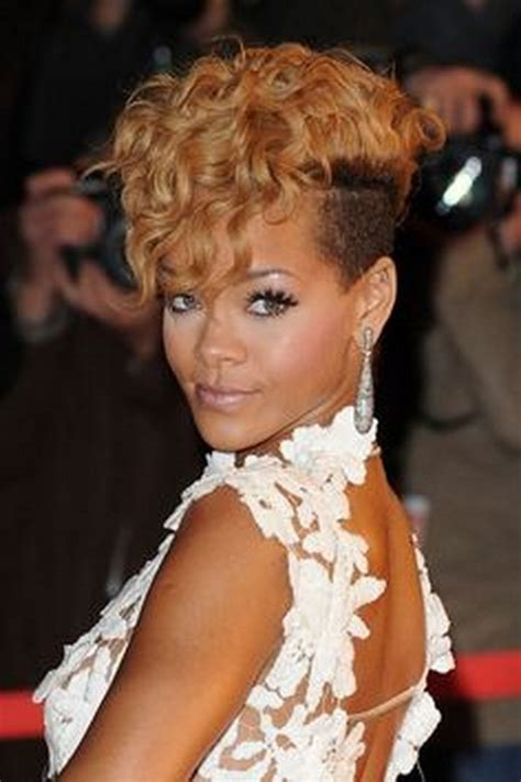 bump hairstyles for short hair