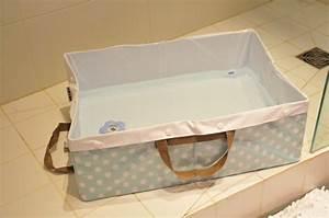 Baignoire Pour Douche Bébé : baignoire b b pour douche italienne ~ Melissatoandfro.com Idées de Décoration