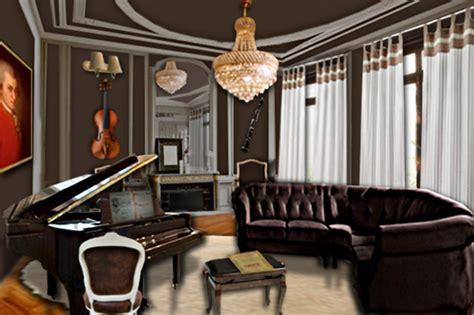 le salon de musique floriane lemarie