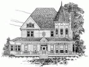 6 Bedroom Victorian House Plans by Eplans Queen Anne House Plan Three Bedroom Queen Anne