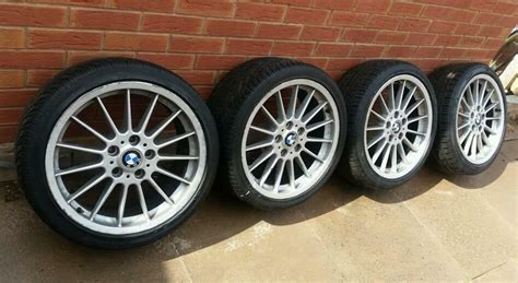 Bmw Style 32 Wheels by Genuine 18 Quot Bmw Style 32 Alloy Wheels 1 3 5 Series E36 E46