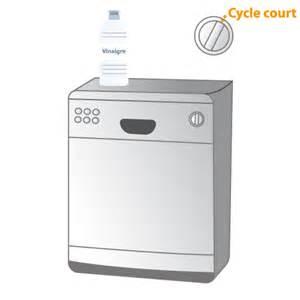 nettoyer un lave vaisselle lave vaisselle