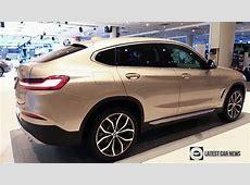 2019 BMW X4 30i xDrive Exterior and Interior Walkaround