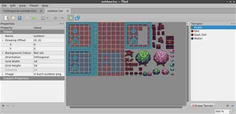 Tiled Map Editor Collision Tiled 1 0 Released Tiled Map Editor