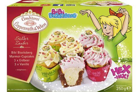 coppenrath wiese bibi blocksberg marmor cupcakes suesser