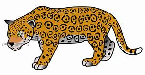 Jaguar Clip Art Black And White | Clipart Panda - Free ...