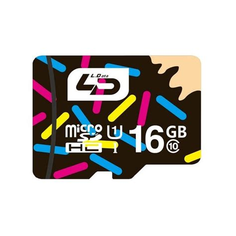 ld micro sd card memory card tf trans flash