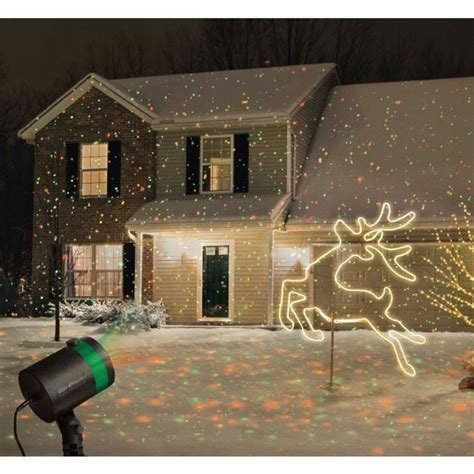 lumi 232 re laser projecteur de plein air twinkling 233 toiles lumi 232 res d 233 coration de no 235 l achat